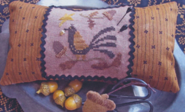 Homespun Elegance - Acorn Lover Needle Necessaires