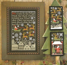 The Prairie Schooler - Santa's Night