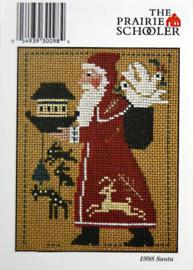 The Prairie Schooler - Santa 1998