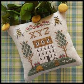 Little House Needleworks - ABC Samplers - XYZ