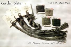 Nina's Threads - Garden Slate