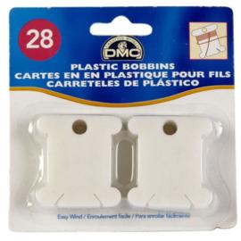 DMC - 6102/12 - Wikkelkaartjes (plastiek)
