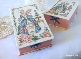 Des Histoires à broder - Marie-Antoinette (grille)
