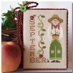 Little House Needleworks - Calendar girls nr 9 - September