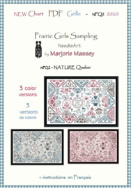 Marjorie Massey - Nature Quaker - (Q2) nieuwe versie