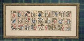 The Prairie Schooler - Garden Alphabet