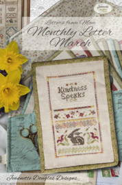 Jeannette Douglas - Letters from Mom - Monthly Letter March