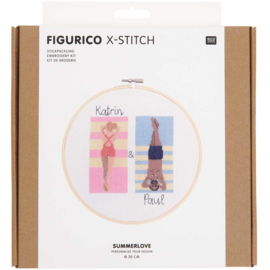 Rico Design - Figurico - Summerlove (n° 100116)
