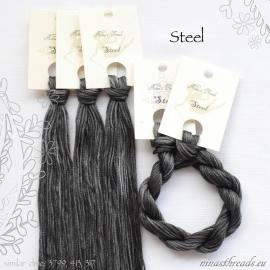 Nina's Threads - Steel