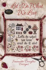 Jeannette Douglas - Let's do what we love