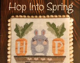 Cottage Garden Samplings - Hop into Spring (Springtime series nr. 2)
