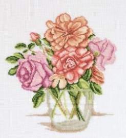 DMC-BK239 Bunch of roses