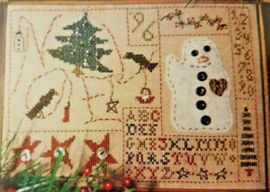 Homespun Elegance - Patches of Christmas IV (PS-20)