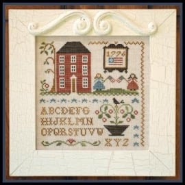 Little House Needleworks - Oh My Stars !