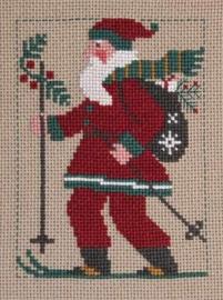 The Prairie Schooler - Santa 2010