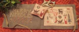 "Homespun Elegance - Merry Noël Collection ""Merry Needles"""