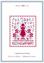 Marjorie Massey - Springtime Alphabet (CLD-1)
