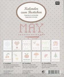 Rico - Eeuwigdurende kalender