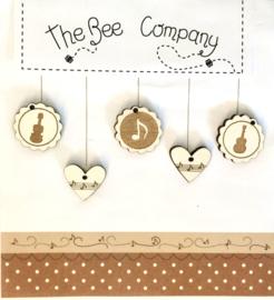 The Bee Company - Muziek (TB1M)