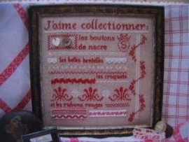 J`aime collectionner