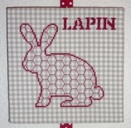 Jardin Privé - Lapin (konijn)