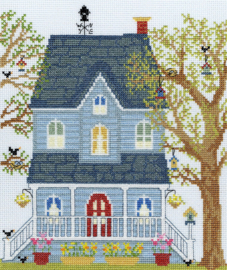 Bothy Threads - New England Homes : Spring