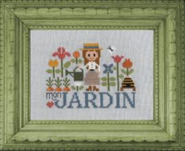 Jardin Privé - Mon Jardin (les p'tites bonnes femmes)