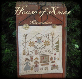 Nikyscreations - House of Xmas