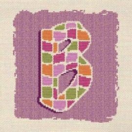 Lili Points - 000B - Letter B
