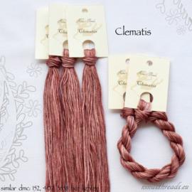 Nina's Threads - Clematis