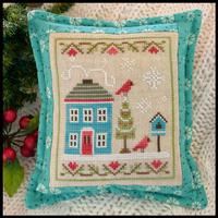 Country Cottage Needlework - Snow Place Like Home - Snow Place 4