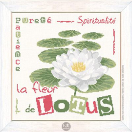 Lili Points - J018 - Le lotus