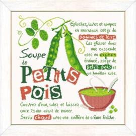 Lili Points - G037 - La soupe de petits pois (Erwtensoep)