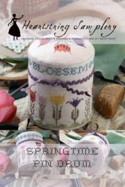 Heartstring Samplery - Springtime Pin Drum
