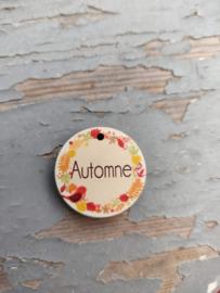 """Atelier Bonheur du Jour -  """"Automne"""""""
