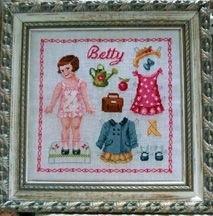 Des Histoires à broder - Betty