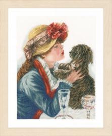 Lanarte - PN-0168607 - Girl and Dog