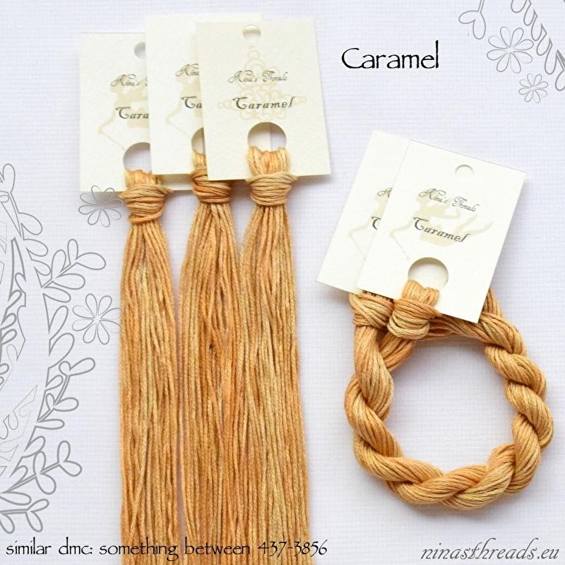 Nina's Threads - Caramel