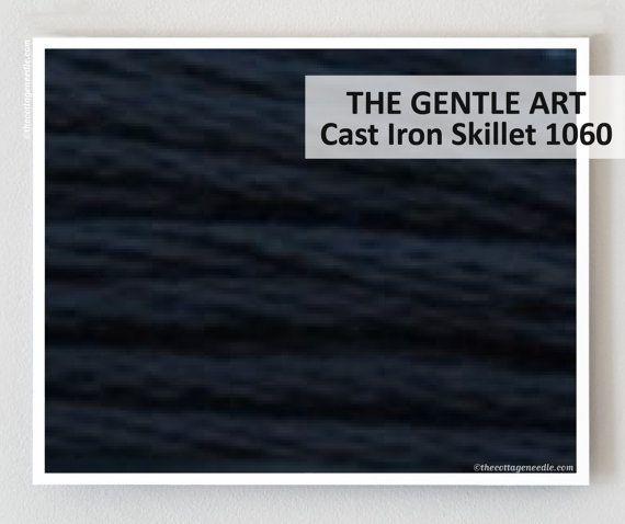 The Gentle Art - Cast Iron Skillet