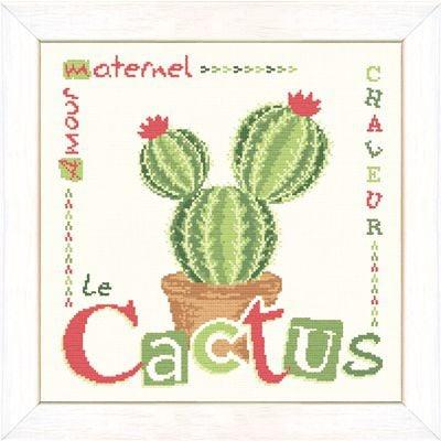 Lili Points - J016 - Le Cactus