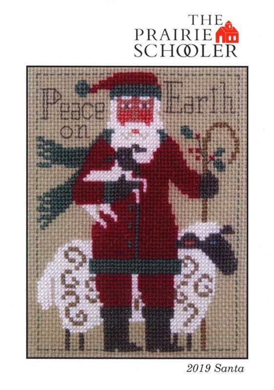 The Prairie Schooler - Santa 2019