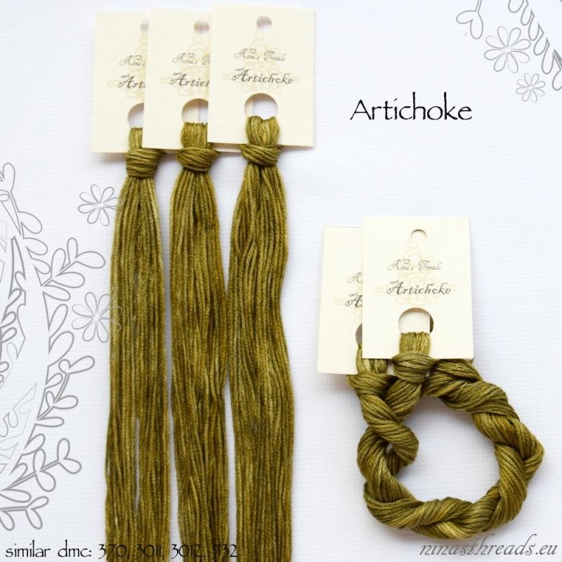 Nina's Threads - Artichoke