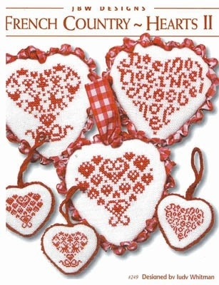 JBW Designs - French Country - Hearts II