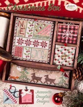 Jeannette Douglas - Christmas Box