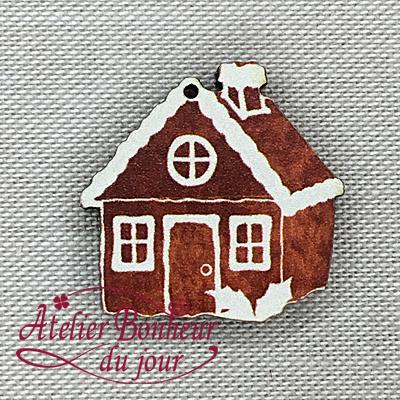 Atelier Bonheur du Jour - Peperkoek Huisje