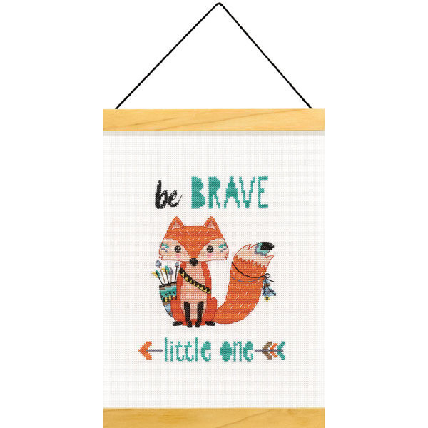 """Dimensions - """"Be Brave"""""""