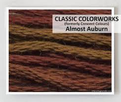 Classic Colorworks - Almost Auburn