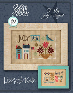 Lizzie Kate - Yearbook (July & August)