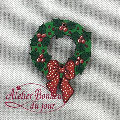 Atelier Bonheur du Jour - Kerstkrans