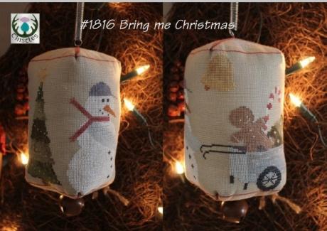 Thistles - Bring me Christmas (1816)